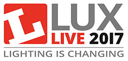 LUXLIVE 2017, LONDON 15-16 NOV.